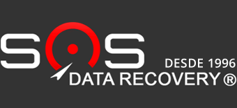 SOS Data Recovery Logo